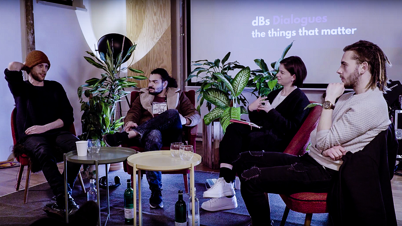 Culture Journalist Anna Codrea-Rado on the Mental Health Impact of dBs Dialogues