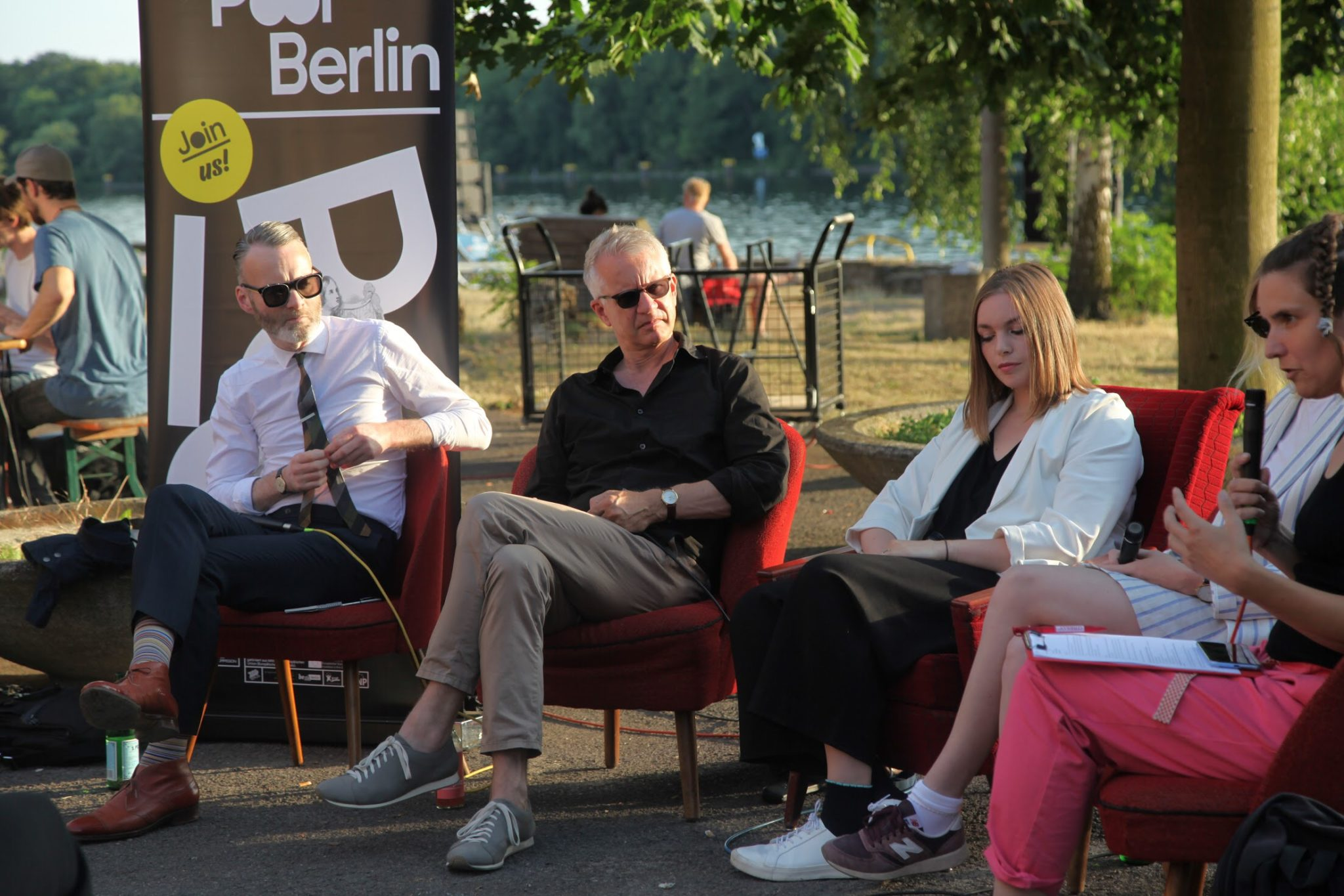 Music Pool Berlin x dBs Music Community Evening - mental health panel talk