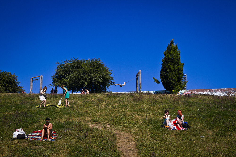 Berlinspiration: The Ultimate Guide to Our Students' Top 5 Berlin Areas | Mauerpark by Dominic Blewett