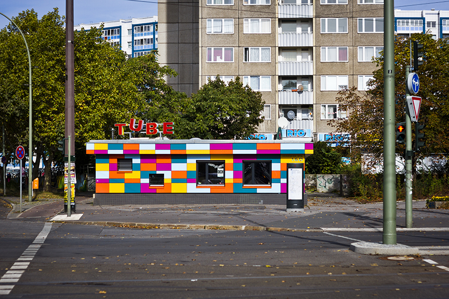 Berlinspiration: The Ultimate Guide to Our Students' Top 5 Berlin Areas | TUBE youth centre Lichtenberg by Dominic Blewett