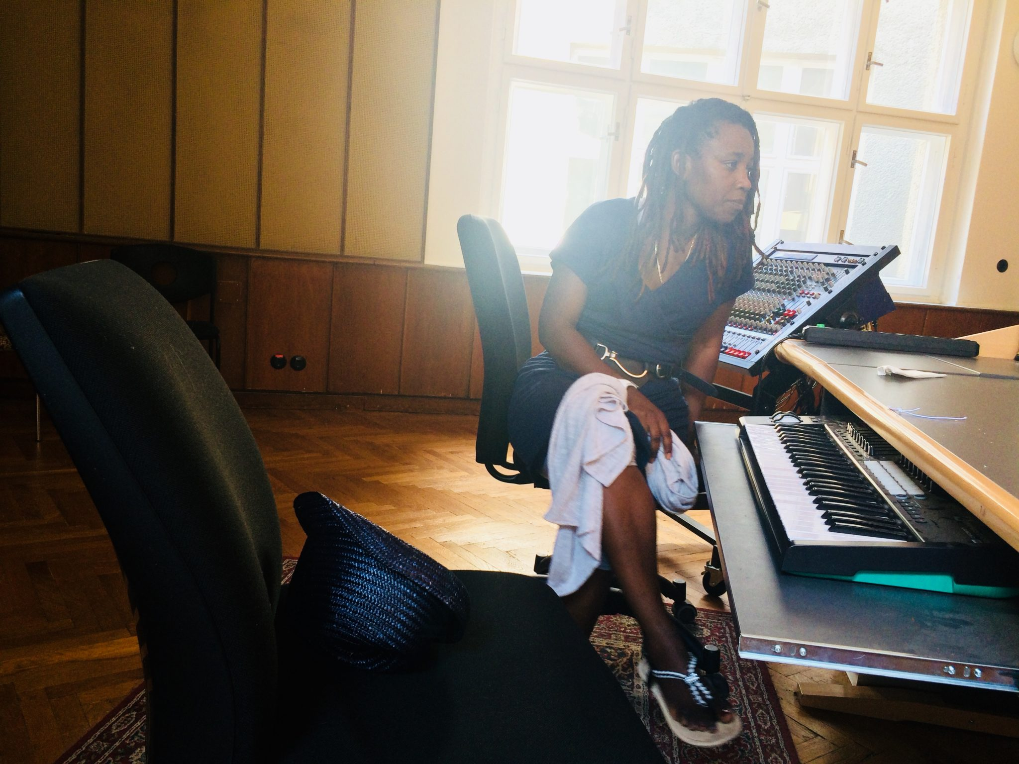 Career Fuel: Music Tutor Jenifa Mayanja on Success in the Music Business | dBs Berlin