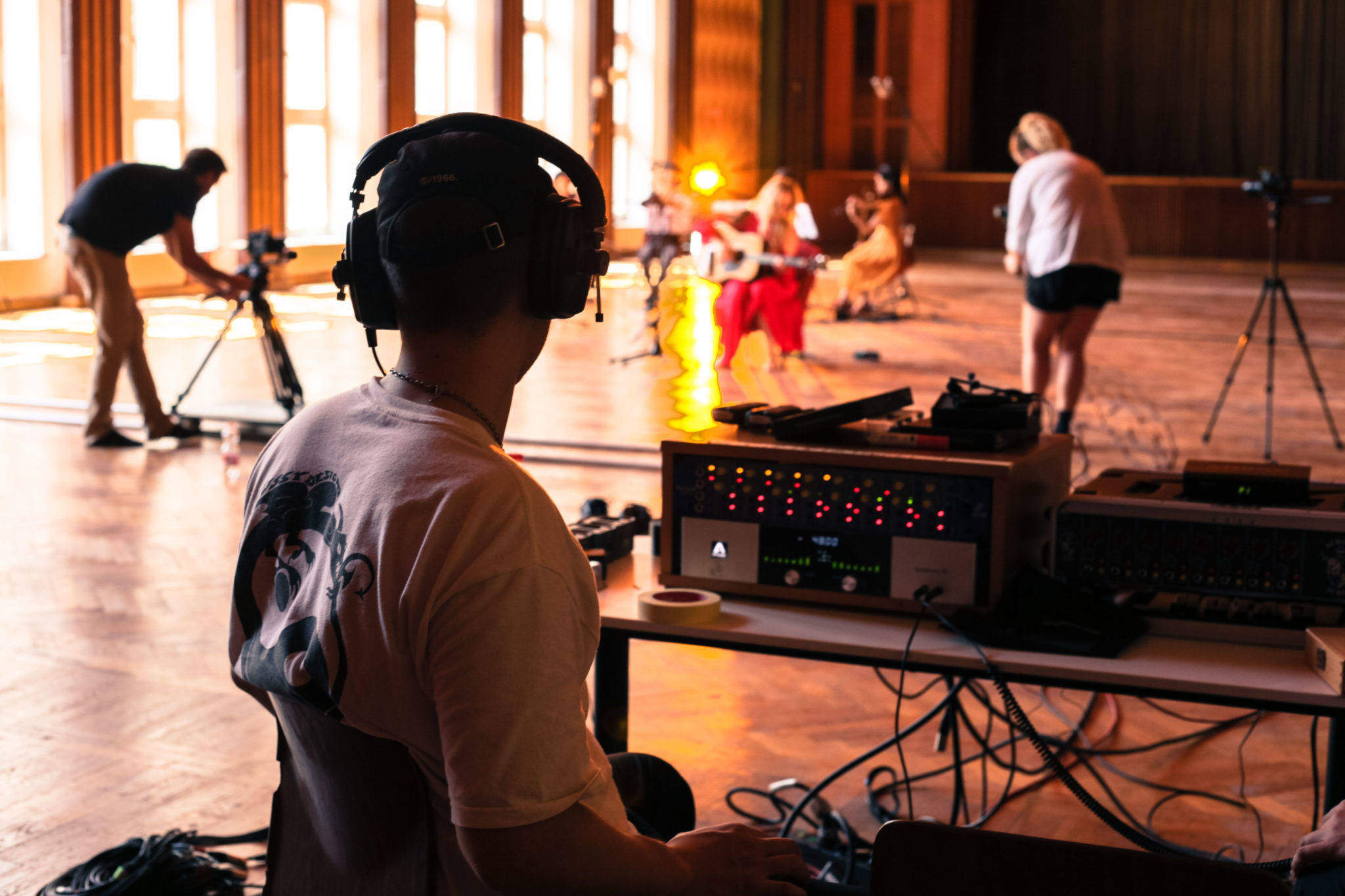 Sound Engineer & Producer Thorir Davidsson on Letting Learning Lead the Way