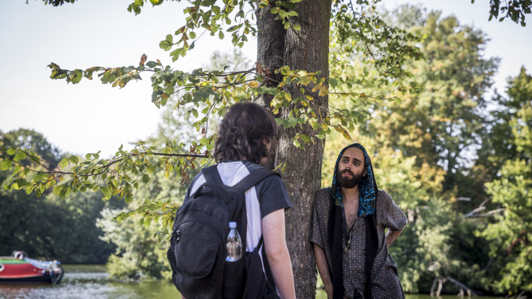 Picture Stories: We Meet the New Class of Creatives at Welcome Week 2018 | dBs Berlin