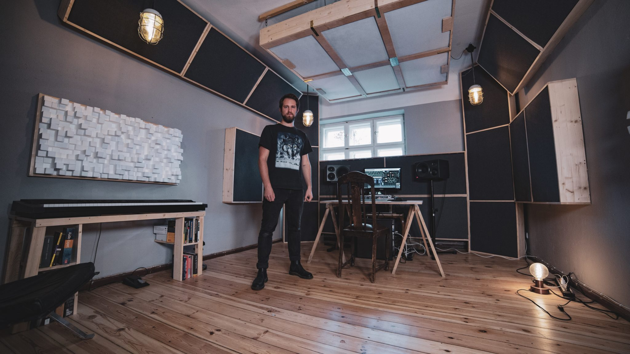 Mixing Engineer and Creative Audio Production & Sound Engineering Tutor Philip Röder on How to Build Your Own Studio