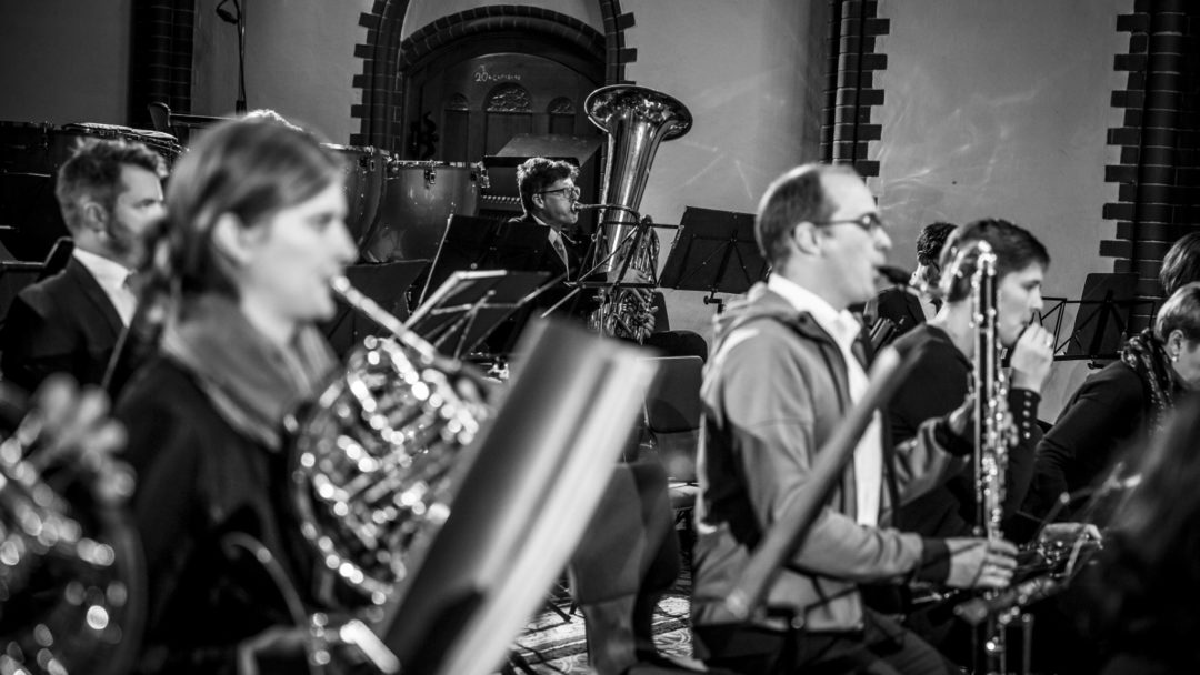 Sound Engineering Students Record Junges Ensemble Berlin Orchestra | dBs Berlin