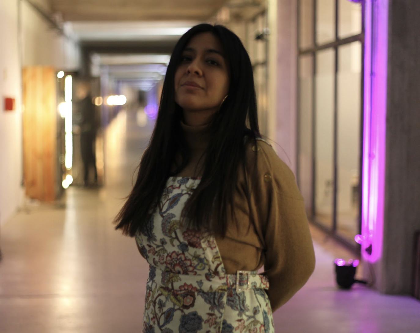 Abstract Turntablist Maria Chavez on the Freedom to Live Creatively