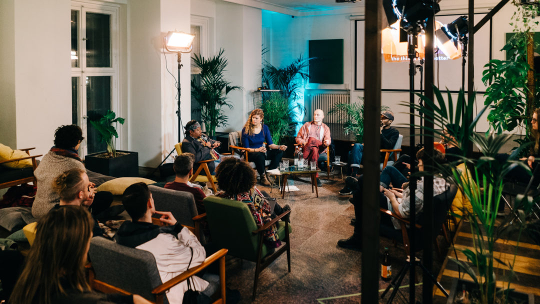 Can You Copyright Culture? 5 Things We Learnt at dBs Dialogues   dBs Berlin