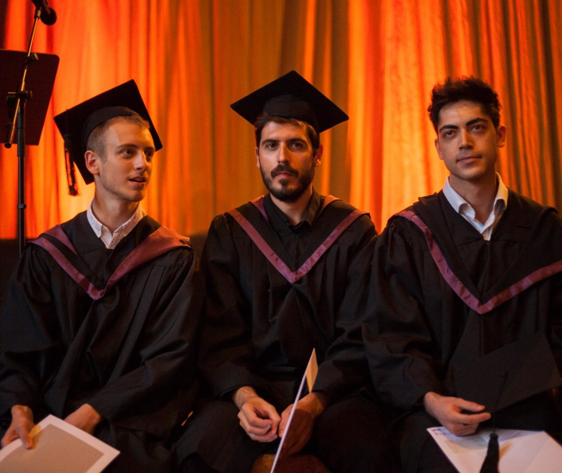 Picture Stories: We Celebrate Our Students' Meteoric Rise at Graduation 2019 | dBs Berlin