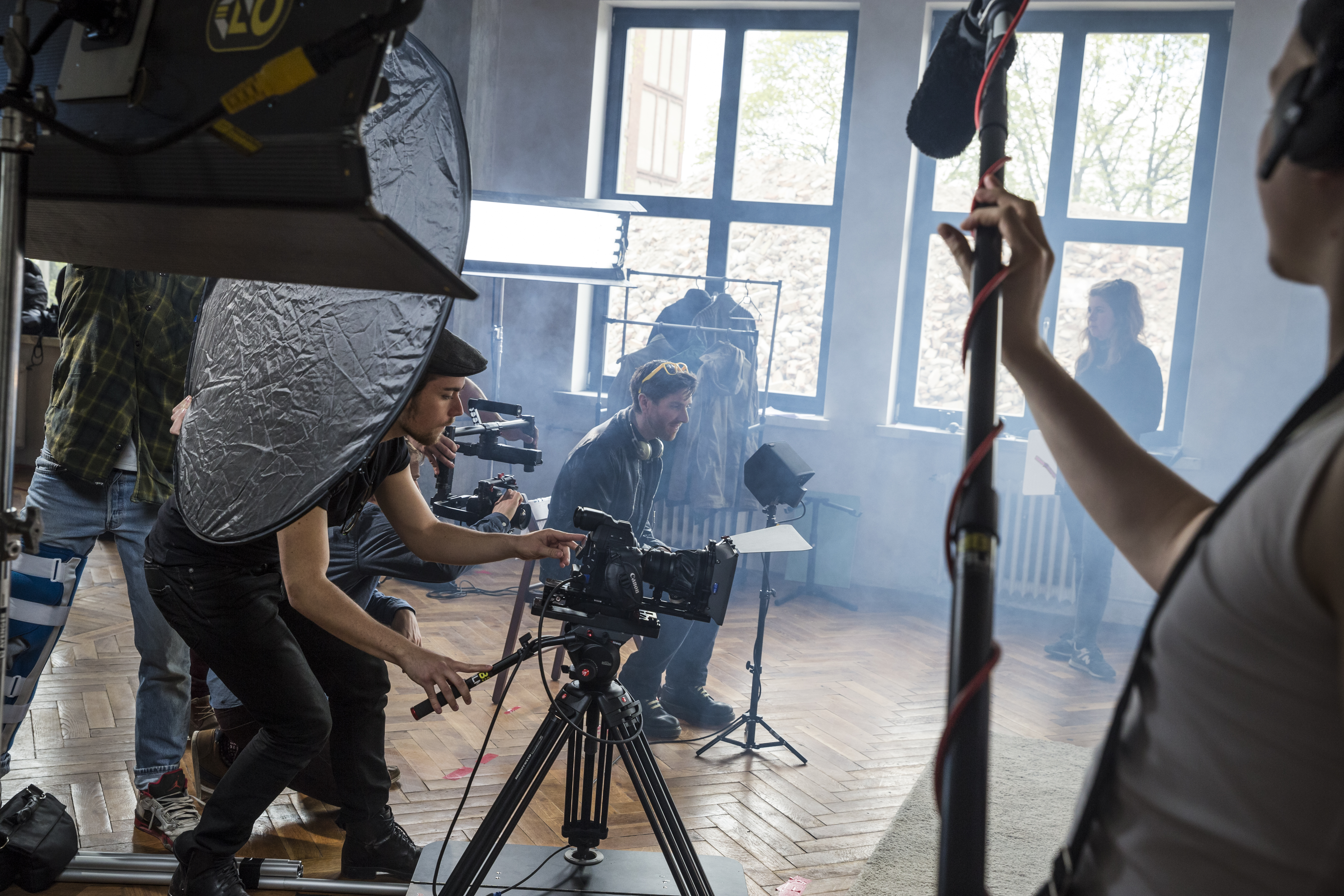 Zoom in on Your Ambitions With Our New Creative Production Film MA | dBs Berlin