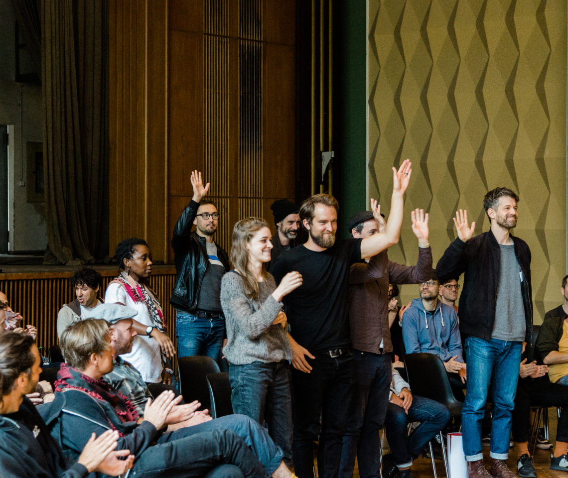 Picture Stories: We Meet the New Class of Creatives at Arrival Week 2019 | dBs Berlin