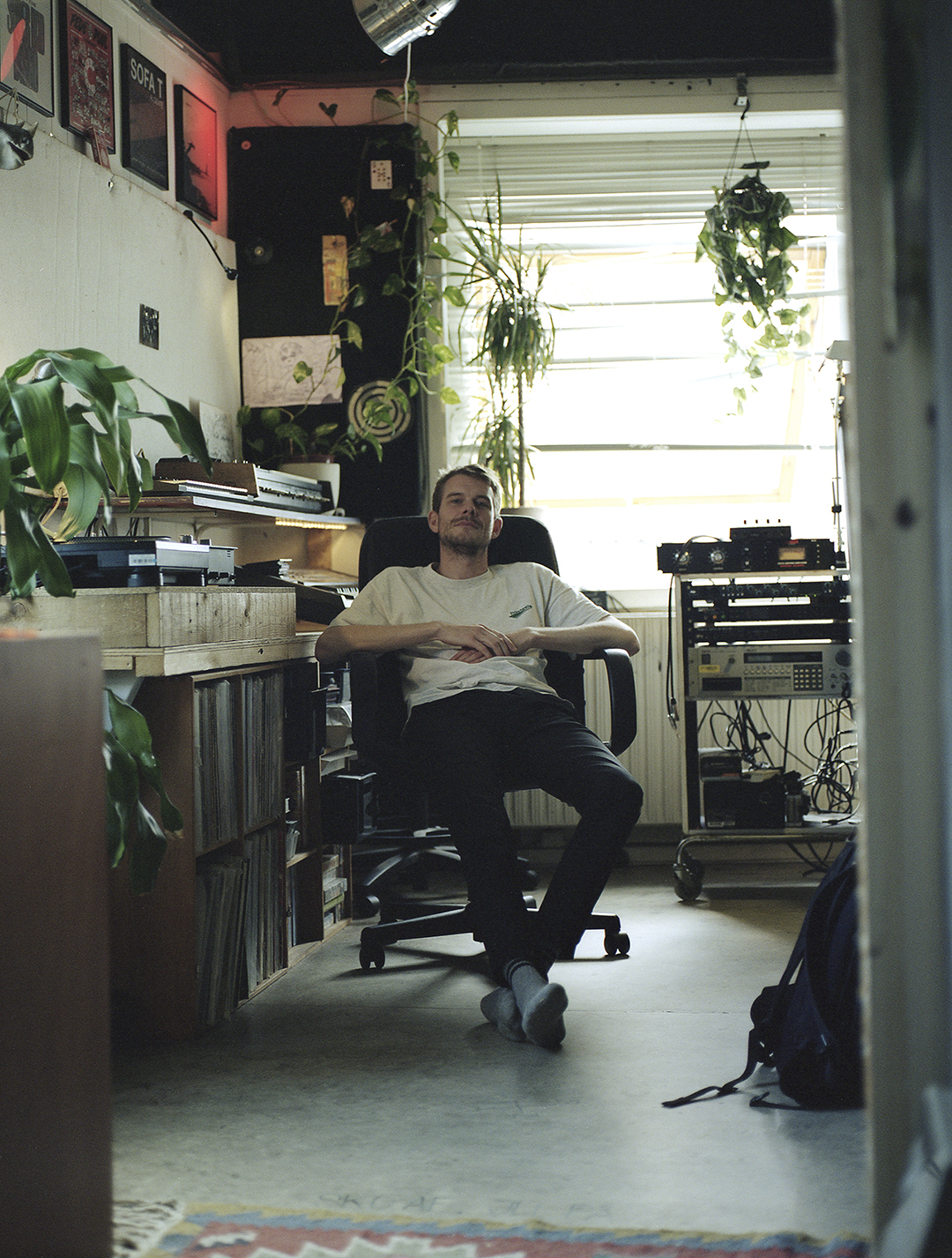 Where Are They Now? Music Alumnus Shatter Hands on the Creative Process | dBs Berlin