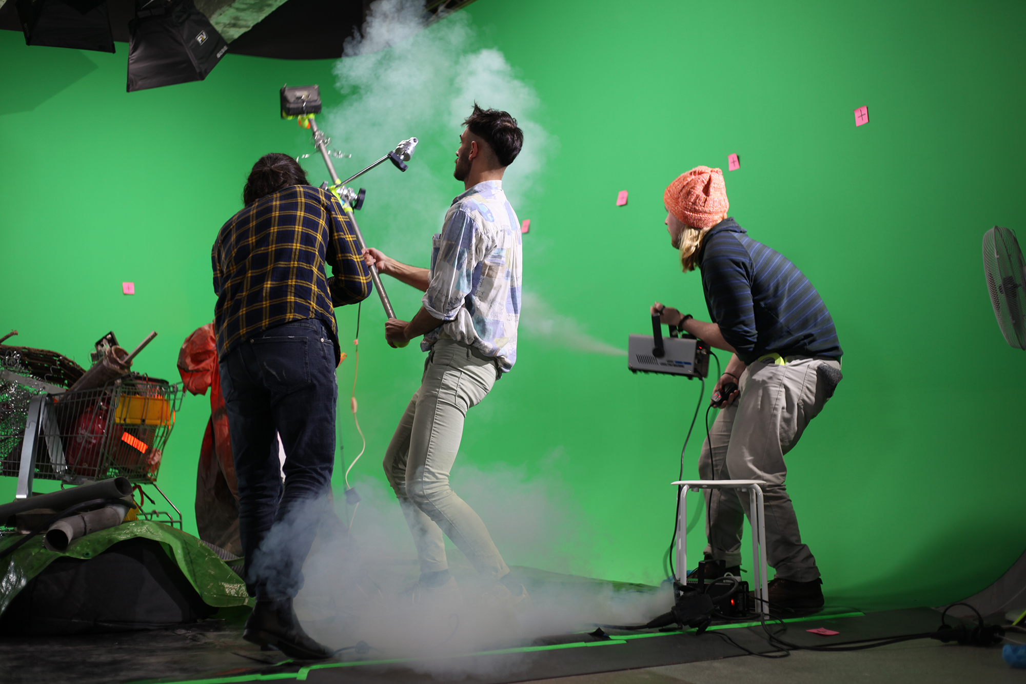 Discover Our Beginner Film Production Summer Course